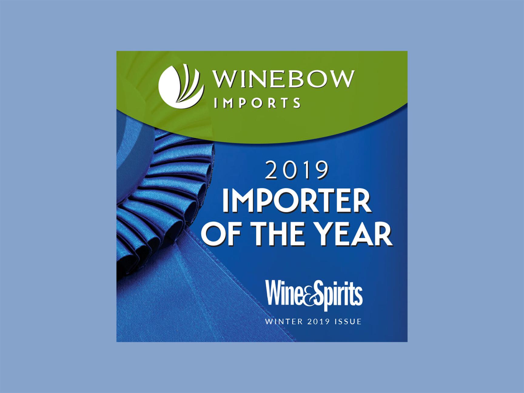 Wine Spirits Magazine Names Winebow Importer Of The Year 2019 Lini Lambrusco Usa